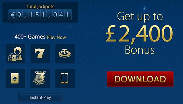 Get the bonus